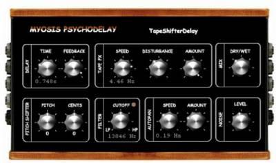 Psycho Delay Plugin