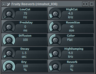 Fruity Reeverb